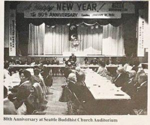 80th Year Anniversary Celebration