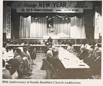 80th Year Anniversary Celebration