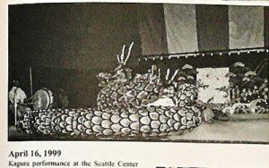 Kagura Performance at Seattle