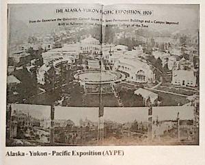 AYPE | Alaska-Yukon Pacific Exposition